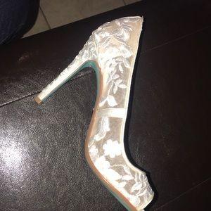 Hersey Johnson heels